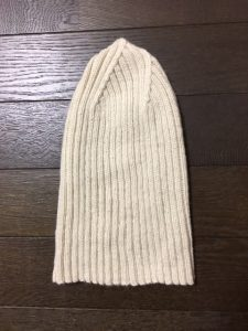 Lotus hat(全体像)