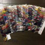 糸のきんしょうさんのサンプル糸見本と紬のシルク糸