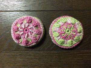Macaron Pin Cushion