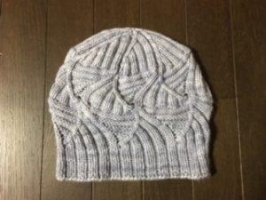Wonky Rib Hat(キッズサイズS)