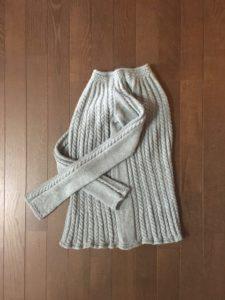 ラベリーのセーターGia