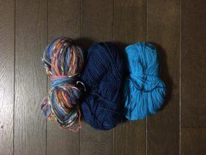 OPALの毛糸